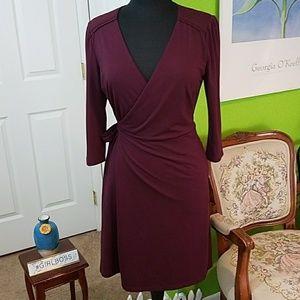 ModCloth Wrap Dress